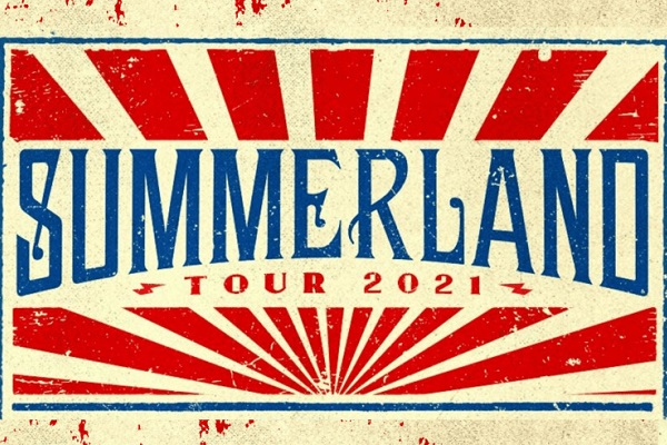 The Summerland tour is back, and the 2021 lineup features '90s and 2000s rockers Everclear, Living Colour, Hoobastank and Wheatus.