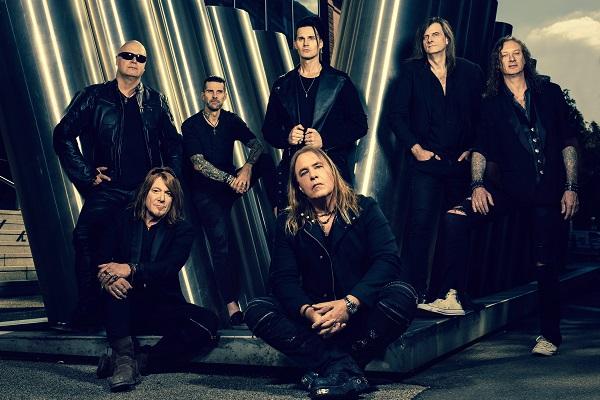 German heavy metal band Helloween.