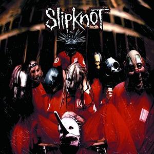 Slipknot's debut album cover.