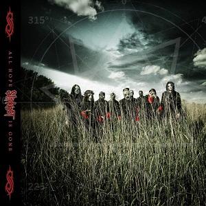"""Slipknot, """"All Hope is Gone,"""" album cover"""