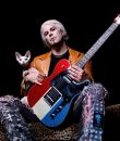 John 5 of Rob Zombie's band poses for a press photo.