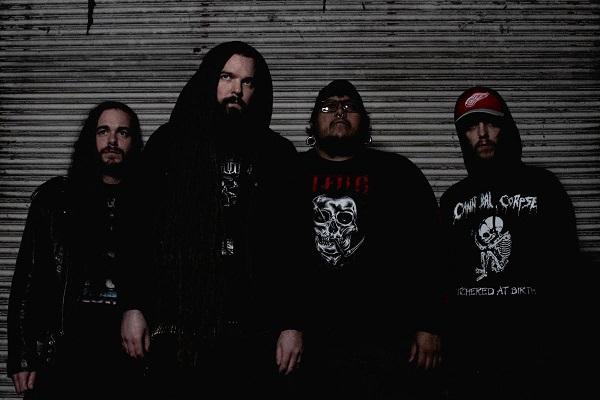 Photo of Detroit metal band S.N.A.F.U.